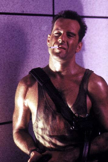 Die Hard Bruce Willis still