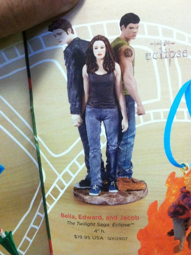 Twilight Hallmark Ornament