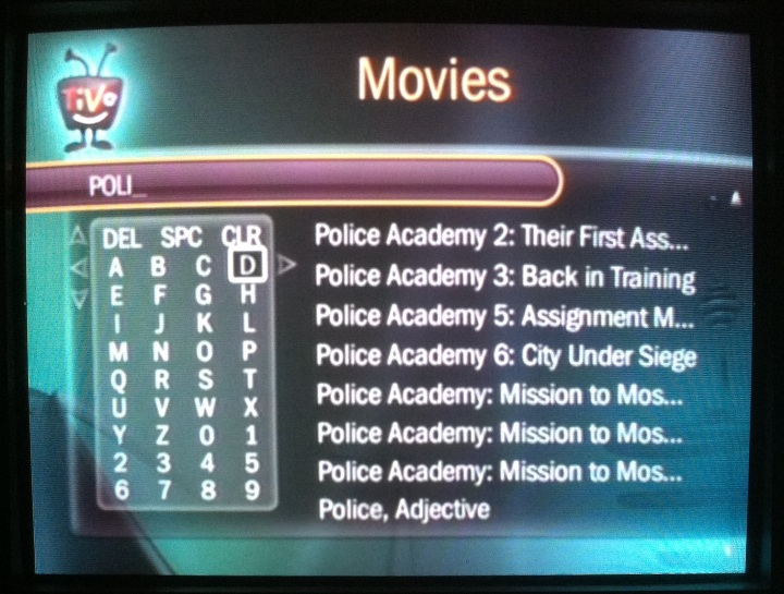 Police Academy On TV This Week