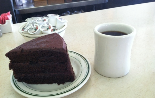 Coffee & Cake at The Pantry