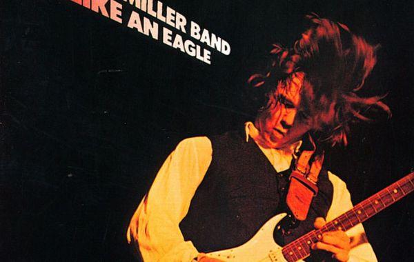 Steve Miller Band - Fly Like An Eagle Album Cover