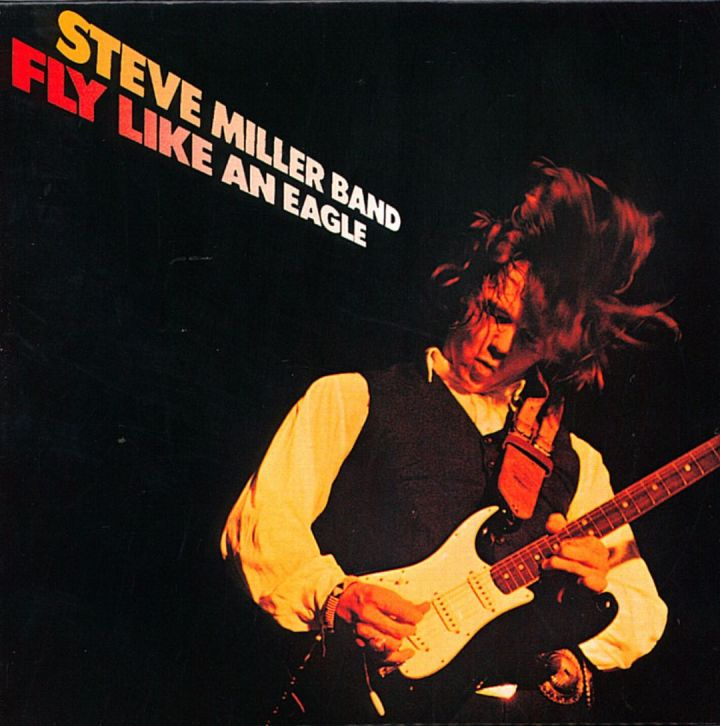 Steve Miller Band - Fly Like An Eagle Album Cover