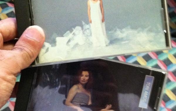 Tori Amos CDs