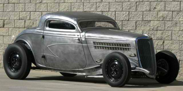 ZZ Top Hot Rod