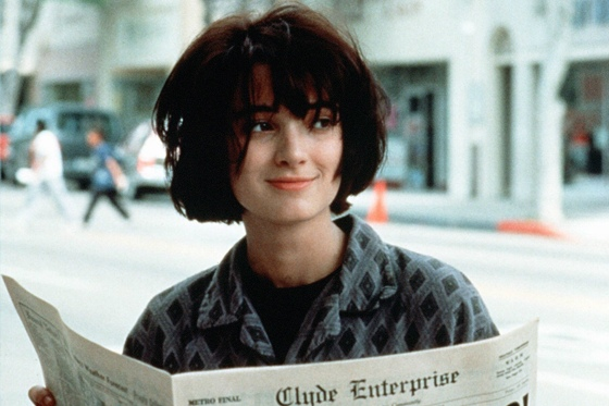 Winona Ryder as Dinky in Welcome Home Roxy Carmichael