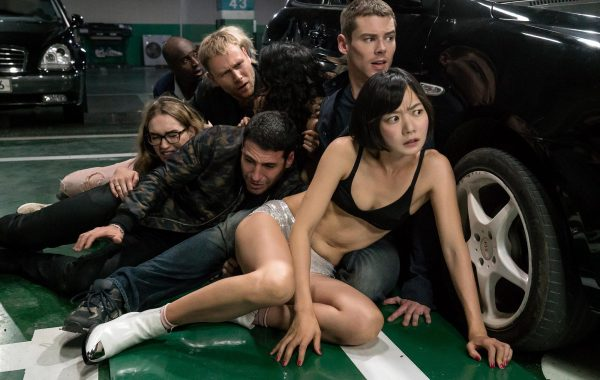 Sense8 Heroes Hiding From Villains